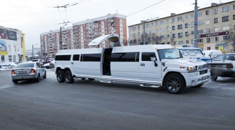 Лимузин Хаммер Мурманск