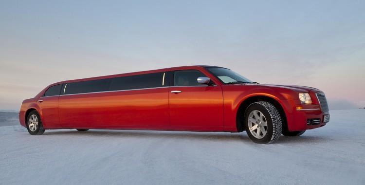 Красный Лимузин в Мурманске