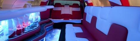 Салон Лимузина Chrysler Мурманск