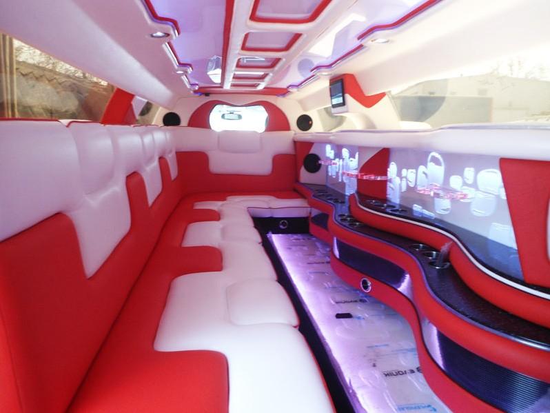 Салон лимузина Chrysler 300C Мурманск