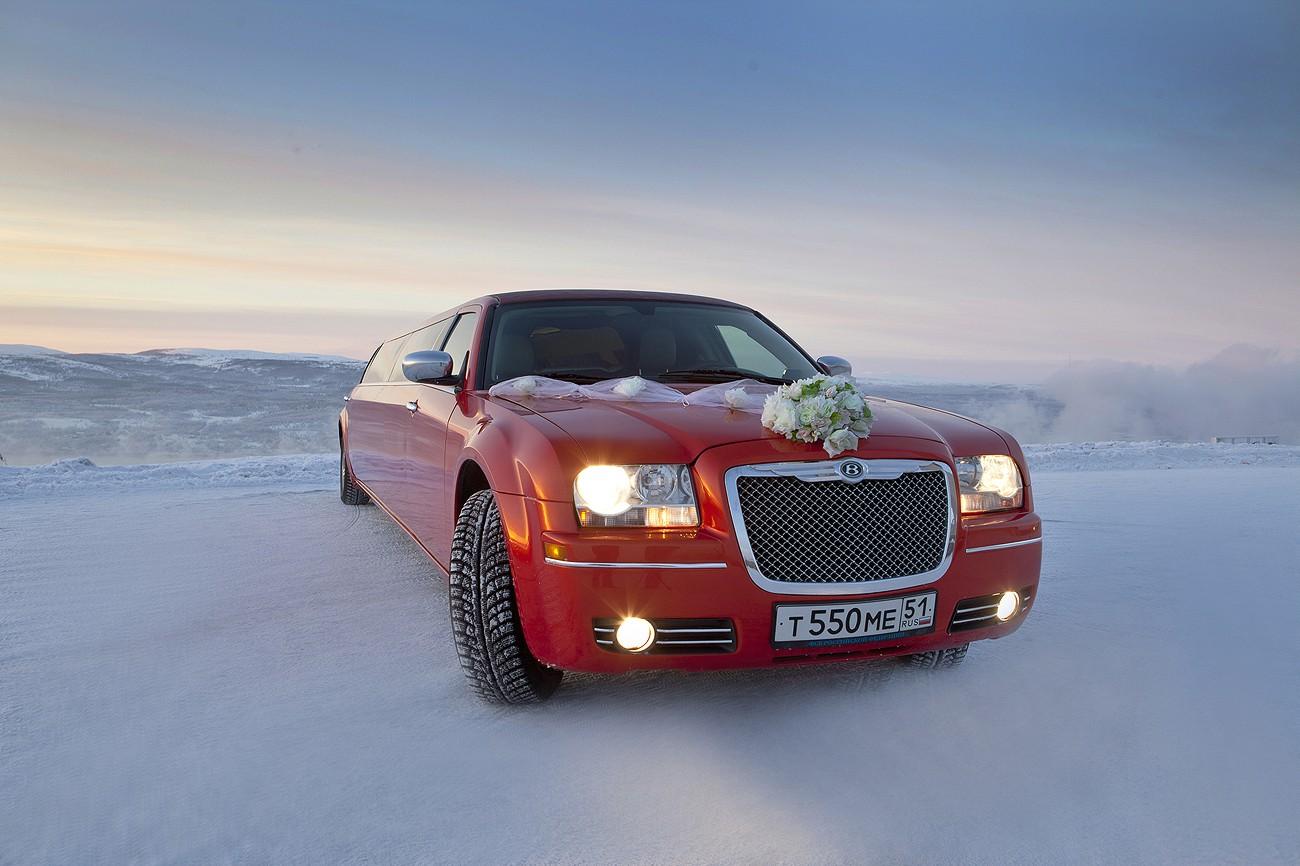 Лимузин на Свадьбу Мурманск